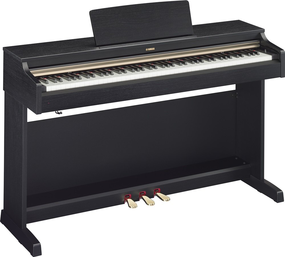 pianino cyfrowe yamaha ydp 162. Black Bedroom Furniture Sets. Home Design Ideas